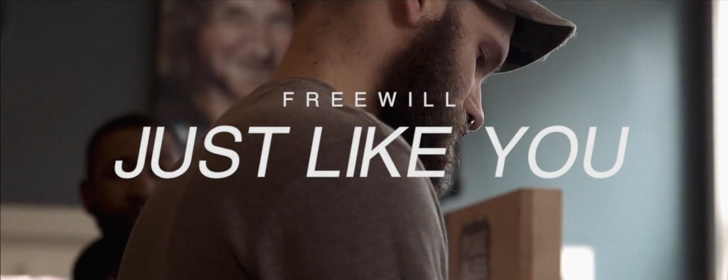 Freewill: Just Like You (New Single Release)